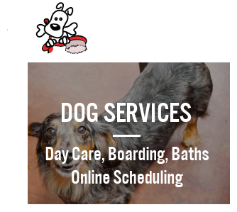 Dog Services - Day Care, Boarding, Baths