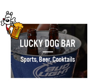 Lucky Dog Bar - Sports, Beer, Cocktails