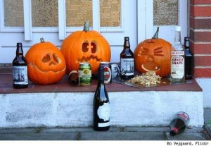 Drunken Pumpkin Fall Beer Bash @ Lucky Dog Bark and Brew