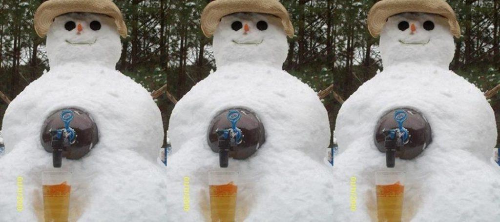 Winter Beer Fest - Steele Creek @ Lucky Dog Bark & Brew Steele Creek